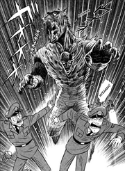 Rotting Tiger Enpi Chan Manga