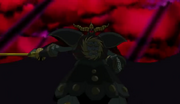 Great General Of Darkness In Shin Mazinger