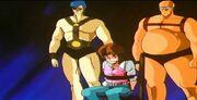 Violence Jack OVA Harlem Bomber Speedo clip