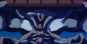 Wolver Anime Super Beast