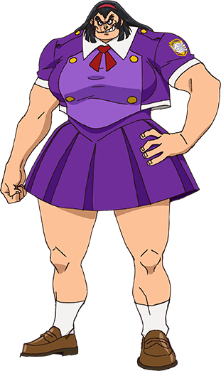 Naoko Sukeban