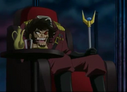 Count Blocken Shin Mazinger