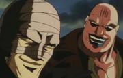 Gokumon and Dante Anime