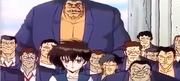 Gang Leader with gang
