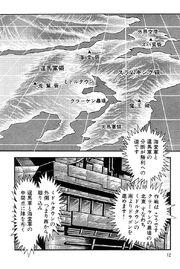 Violence Jack Japan Map