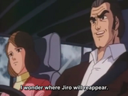 Jiro's mom dad driving ShutenDoji OVA 4