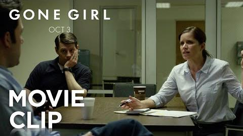 "Gone Girl ""Should I Know My Wife's Blood Type?"" Clip HD 20th Century FOX"