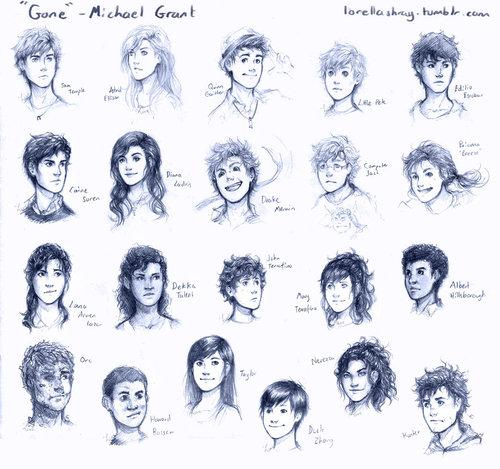 File:Gone characters fan art.jpg