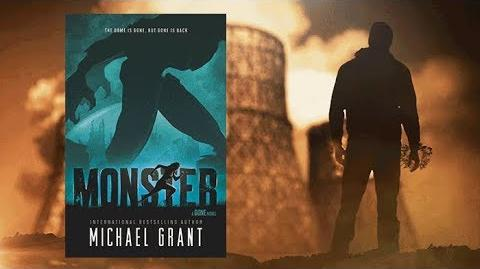 MONSTER by Michael Grant Official Book Trailer