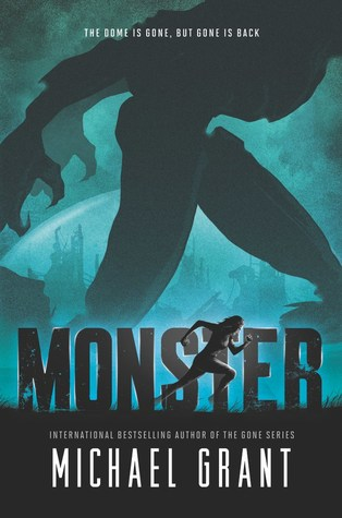 Image result for monster by michael grant