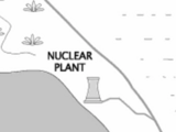 The nuclear power plant battle