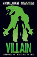 Villain UK Cover