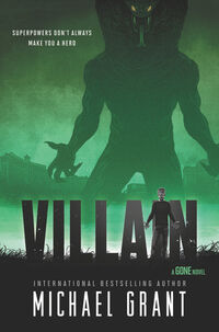Villain US Cover
