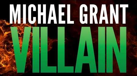 Villain the explosive new novel from Michael Grant
