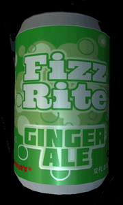 Fizz rite ginger ale