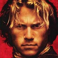 Heath Ledger as William Thatcher in A Knight's Tale