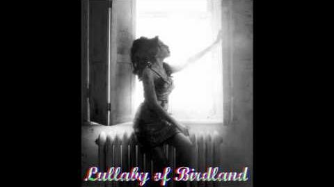 Amy Winehouse - Lullaby of Birdland