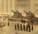 Лагерь Красной армии