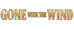 Gone with the Wind transparent logo
