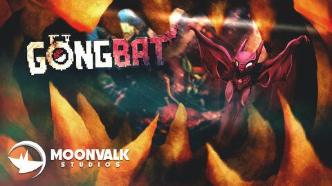 Gongbat Title Artwork