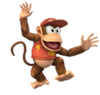 100px-Diddy Kong(Clear)