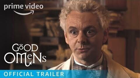 Good Omens - Official Trailer Prime Video