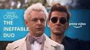 Good Omens Trailer - Crowley and Aziraphale - Prime Video