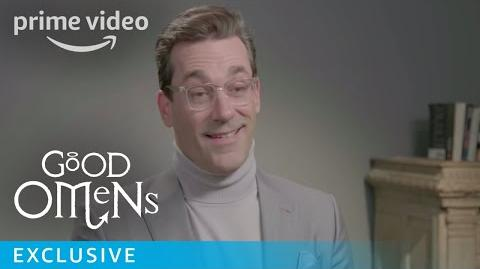 Good Omens - Featurette An Inside Look Prime Video