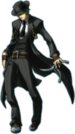 Hazama (Continuum Shift, Character Select Artwork)