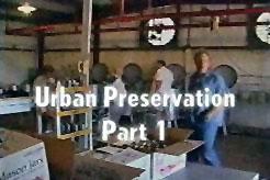 Urban Preservation- Part 1