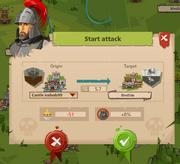 Prerequisite attack