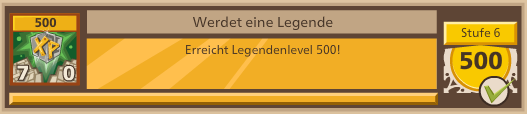 Erfolge-Legende