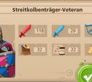 Streitkolbenträger Veteran