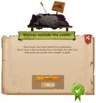 Wolves Killed