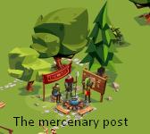 Mercenery Post