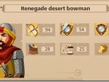Renegade Desert Bowman