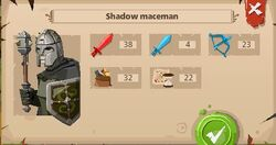 Shadow Maceman