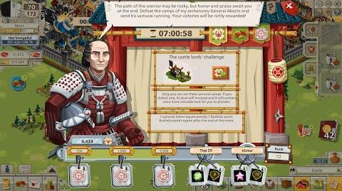 Samurai Event