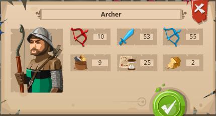 Arcer InfoBox