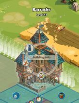 Barracks Building Info Level 13