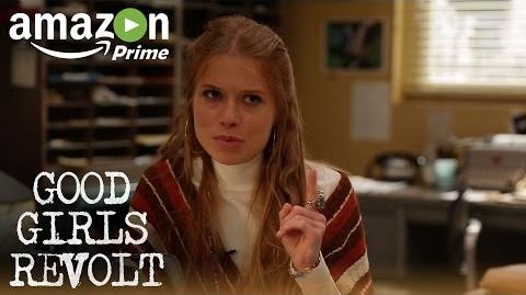 Good Girls Revolt - Sex, Relationships and Change Amazon Video