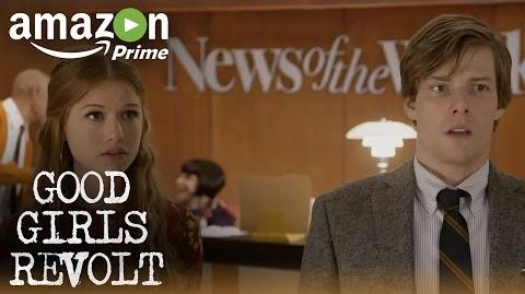 Good Girls Revolt - Critical Acclaim Now Streaming with Prime Amazon Video