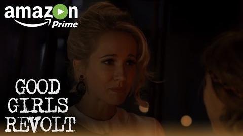 Good Girls Revolt - Equal Employment Claim Amazon Video