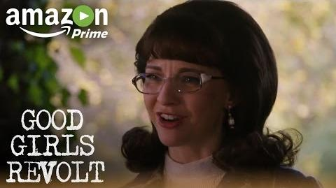 Good Girls Revolt – One Small Step Amazon Video