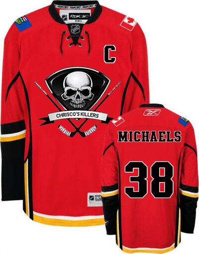 Michaels jersey