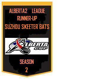 GHL Runner Up Banner Season Two