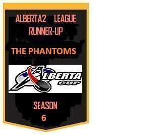 GHL Runner Up Banner Season Six