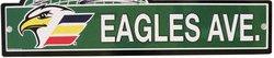 Eagles Street Sign