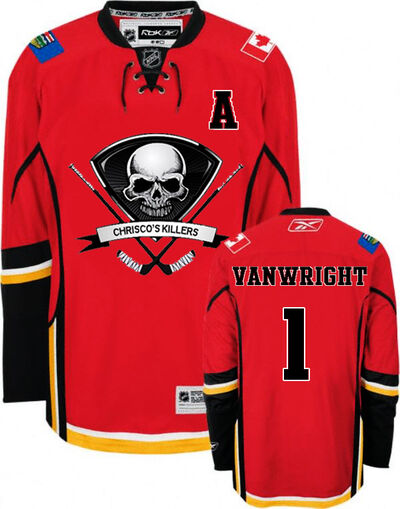 Vanwright jersey