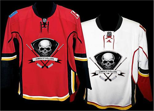 Chriscos killers jerseys